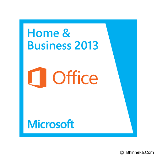 MICROSOFT Office Home and Business 2013 [T5D-01595] - Client Software Office Application FPP